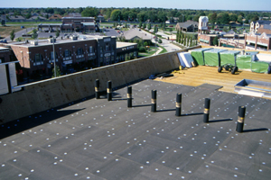 Premium Commercial Roofing Repair in Glendale